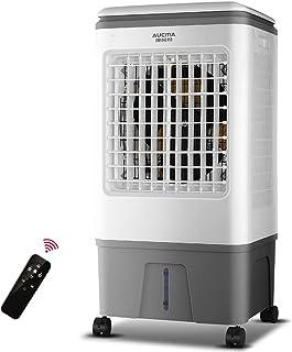 Bärbar luftkylare avdunstningsöverdel med vattentillsats, liten luftkonditionering med fjärrkontroll, 3 hastigheter och 13...