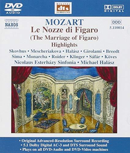 Hochzeit des Figaro (Auszug) [DVD-AUDIO]