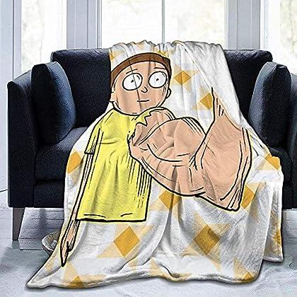 ¡Diablos Rick! ¡Mira mi brazo, que fue lo que hiciste? ayúdame!