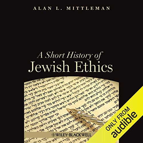 A Short History of Jewish Ethics Titelbild