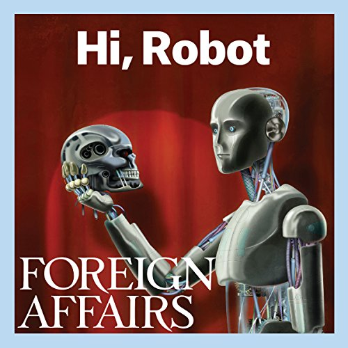 The July/August 2015 Issue of Foreign Affairs cover art