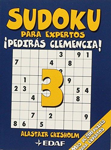 Sudoku Para Expertos-Pediras Clemencia! (Cómo hacer móviles)