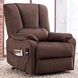 CANMOV Reclining chair best living room chair for back pain