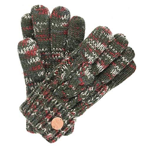 Regatta Womens/Ladies Frosty II Acrylic Winter Warm Walking Gloves