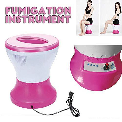 K.K Instrument für die Gesunde Vaginalpflege Steamer Haar Basiskapazität 40 – 70 ml Rauch Instrument Gesundheit für Frauen in guter Gesundheit
