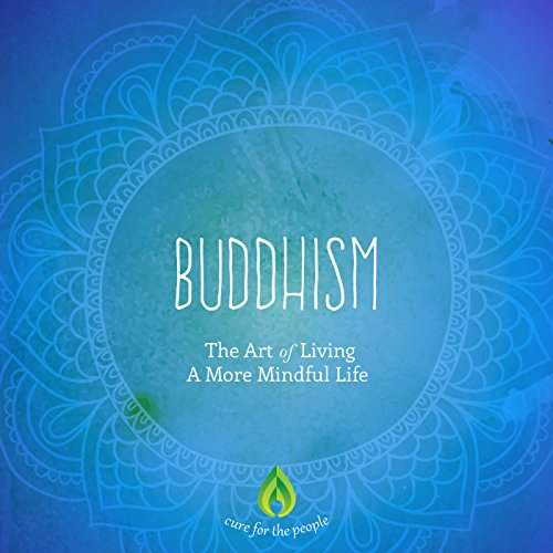 Buddhism audiobook cover art