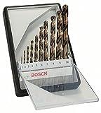 Bosch - Juego de brocas para metal Robust Line HSS-Co