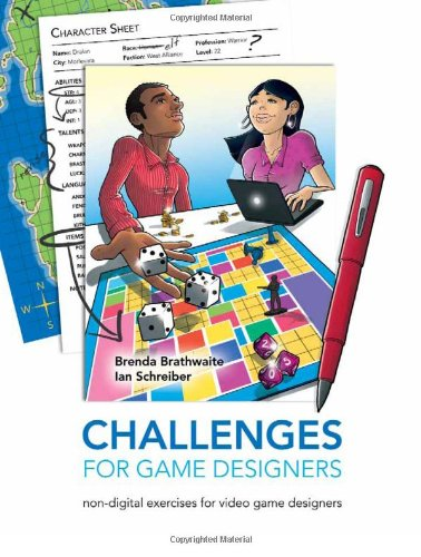 Challenges for Game Designers