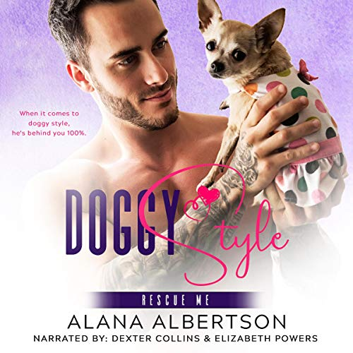 Doggy Style audiobook cover art