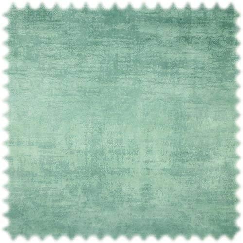 polstereibedarf-online Vintage Samt Velours Möbelstoff Royal Mint mit Dupont(TM) Teflon® Fleckschutz