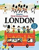 First Sticker Book London (First Sticker Books series)