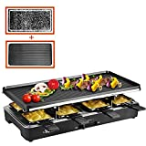 Best Raclette Grills - Artestia Raclette Table Grill, Electric Korean BBQ Grill Review