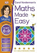 Carol Vorderman's Maths Made Easy, Ages 8-9: Key Stage 2, Advanced