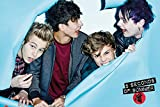5 Seconds of Summer - Poster - Rip + Ü-Poster
