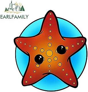 Étoile de mer algues Ocean Frost Etch ou en Verre Coloré Effet Fenêtre Autocollant