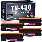 WedInk WE-Magenta-TN-436/TN436M-4 Pack