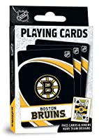MasterPieces NHL Boston Bruins Playing Cards