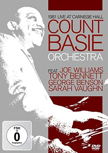 Count Basie Orchestra - 1981 live at Carnegie Hall