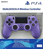 Sony - Dualshock 4 Controller Electric Purple (PS 4)