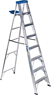 Industrial Products Aluminum 8' Step Ladder