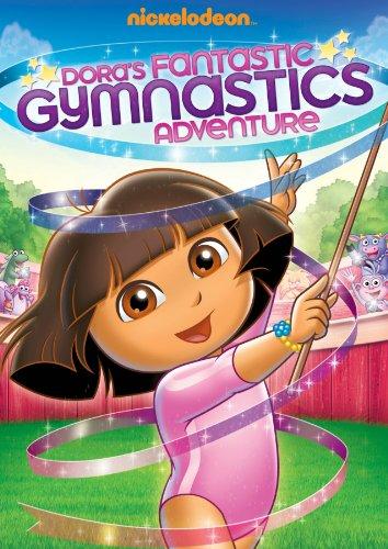 Dora the Explorer: Dora's Fantastic Gymnastic [Reino Unido] [DVD]