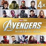 MARVEL Avengers. The Avengers Hörspiel-Box