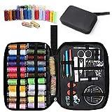 Wodasi Kit Couture Complet avec Boîte, Kit de Couture, Mini Set de Couture pour Voyage, Complet...
