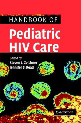 Handbook Of Pediatric Hiv Care 2006 05 04