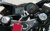Adhesivo en Gel 3d Compatible para Moto Honda CBR 600F 1999-2002 Placa Dirección