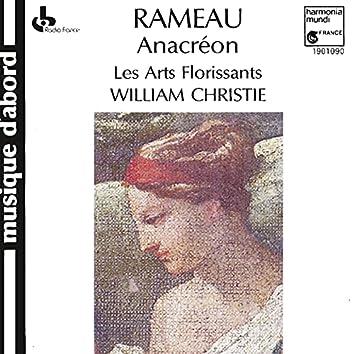 Rameau: Anacreon