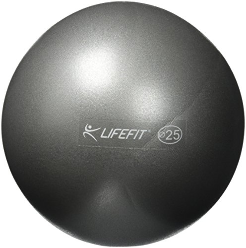 LIFEFIT Overball, Silber, 20 cm
