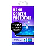 QMADIX Invisible First Defense Nano Liquid Screen Protector [Scratch...
