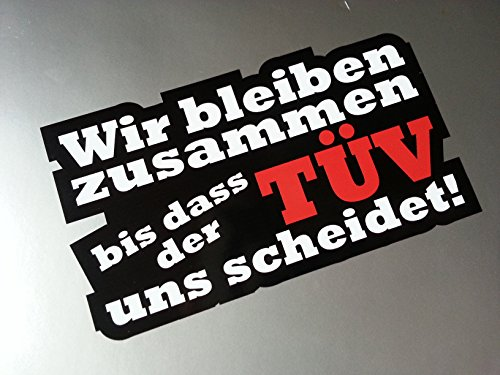 Bis der Tüv Shocker Hand Auto Aufkleber JDM Tuning OEM DUB Decal Stickerbomb Bombing fun