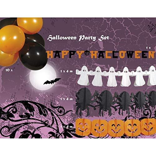 Boland Kit fête d'halloween Réf 74389