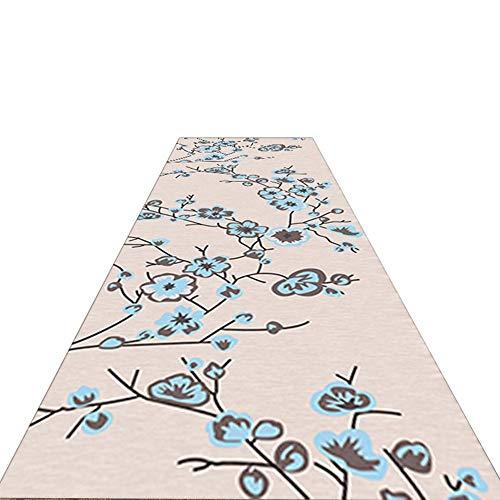 Alfombra Alfombra de pasillo Entrada pasillo Pasillo escalera alfombra Absorción de agua antideslizante Se usa for proteger el piso Disponible en una variedad de tamaños Cocina Sala Estar Dormitorio