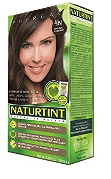 Naturtint Permanent Hair Color Natural Chestnut 4N  2-Pack