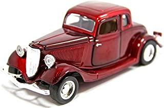 Motormax 1:24 1932 Ford Coupe Die Cast Model, For 3 Years & Above