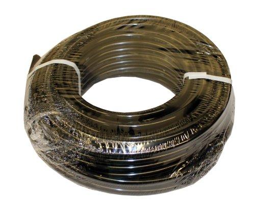 ATP - N14ABK Nylochem Nylon Plastic Tubing, Black, 3/16' ID x 1/4' OD, 100 feet Length