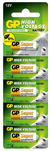 GP Battery High Voltage 23A (MS21 / MN21)