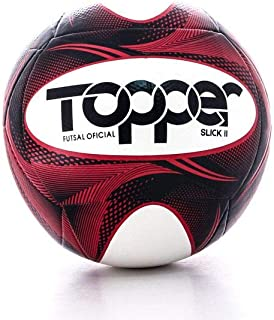 f068f6ede2e7e Bola Futebol Futsal Topper Slick Ii