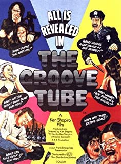 Groove Tube The Movie Poster #01 11x17 Master Print
