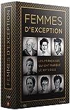 Coffret Femmes d'Exception [Claudie Haigneré-Marie Curie-Germaine Tillion-Geneviève de Gaulle-Françoise Barré-Sinoussi-Jacqueline Auriol]