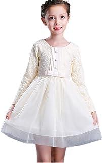 (チェリーレッド)CherryRed 子供服 フォーマルドレス ふんわり 無地 丸襟 かわいい 上質