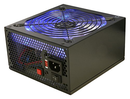 Raidmax Hybrid 730W ATX12V/ EPS12V Power Supply RX-730SS