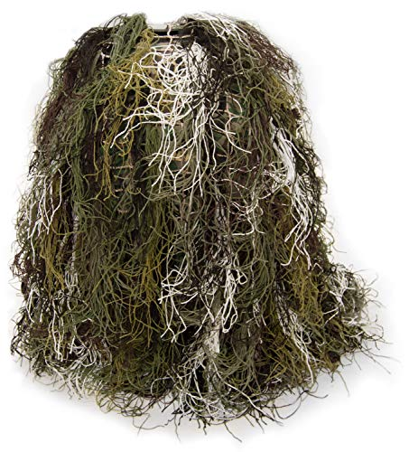Woodside Nitehawk - Ghillie-Tarnnetz aus Stoff - 70 x 90 cm