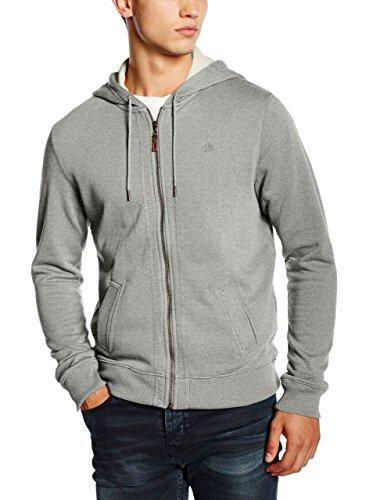 Timberland Exeter Rvr Full Zip Felpa, Medium Grey, 46 IT (S) Uomo
