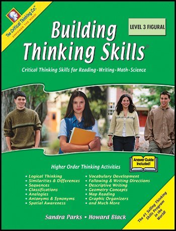 Building Thinking Skills, Level 3: Figural