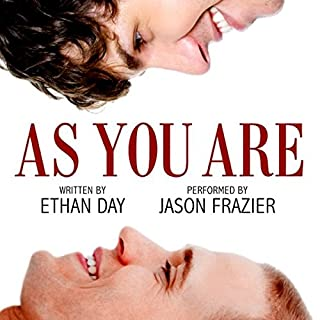 As You Are audiobook cover art
