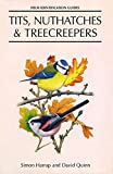 Tits, Nuthatches & Treecreepers (Helm Identification Guides) - Simon Harrap