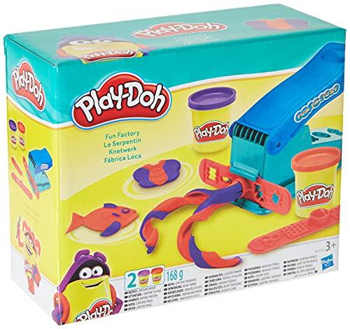 Play Doh Fábrica Loca (Hasbro B5554EU5)